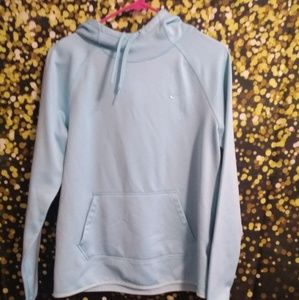 Nike Therma-Fit Small Tiffany Blue Hoodie